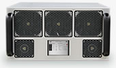 Power Amplifier Systems with Stop Frequencies up to 1000 MHz