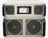 High Power RF Amplifier Systems - Stop Frequencies from 2500 MHz up to 6000 MHz